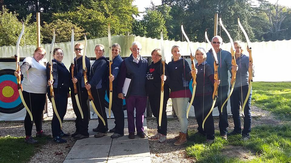 Arthur's Archers having passed our tests