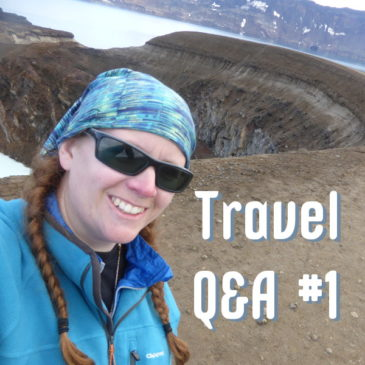 Travel Q&A #1 title