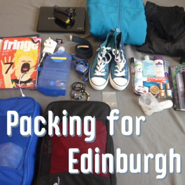 Packing for Edinburgh title pic
