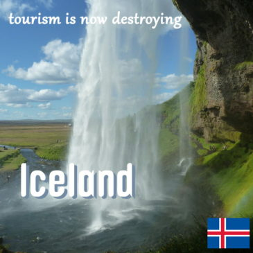 Tourism is destroying Iceland header pic