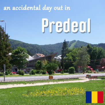 An accidental day out in Predeal header pic