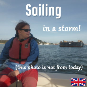 Sailing in a storm header pic