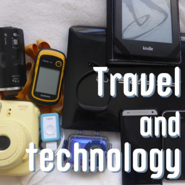Travel & technology header pic