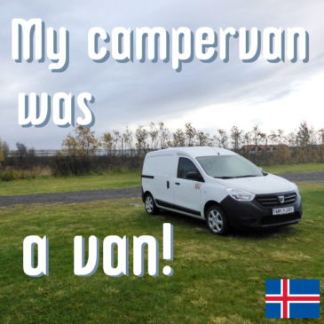 My campervan was a van header pic