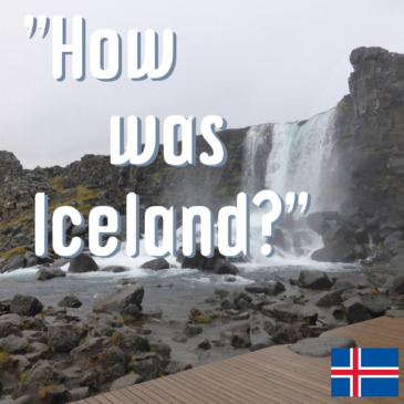 How was Iceland? header pic