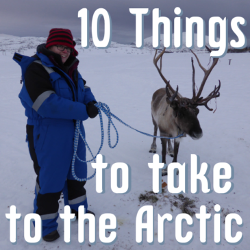 10 Things to Take to the Arctic header pic