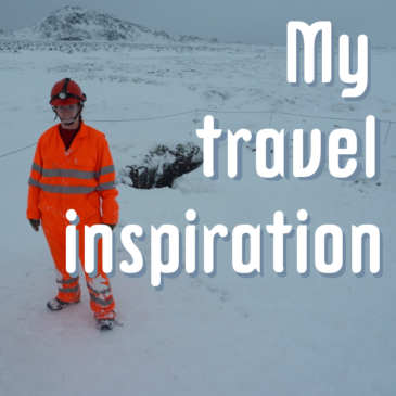 My travel inspiration header pic