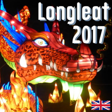Longleat Festival of Light 2017 header pic