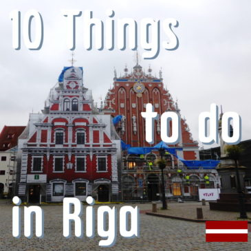 10 Things to do in Riga header pic