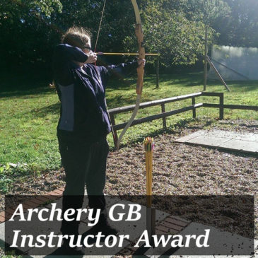 Archery GB Instructor Award