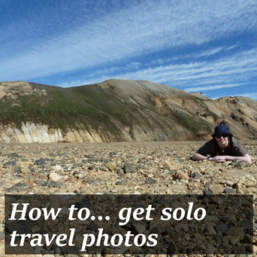 How to get solo travel photos